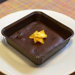 豆腐のかぼちゃソース
