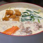 豆乳中華鍋